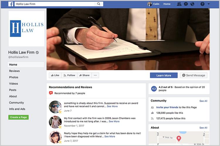 Facebook - Legal-Mexico.com