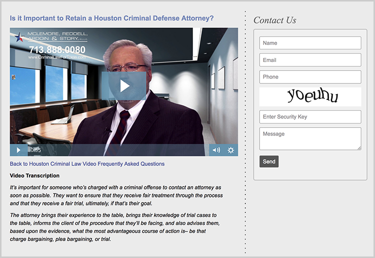 Video Marketing para Abogados - Legal-Mexico.com