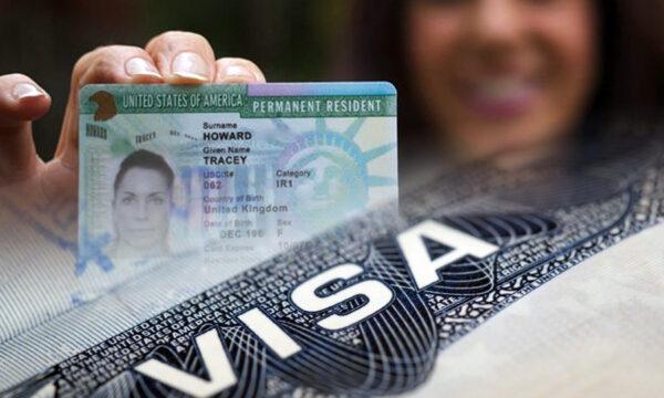 Huellas dactilares para Visa U